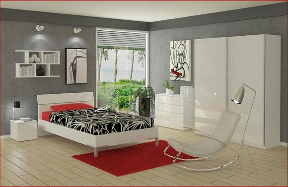 Privilegio Full Set Bedroom