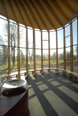 Quellpavillion Kurpark Bad Hersfeld