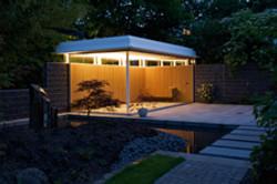 Gartenpavillon Alster