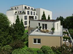 Wohnungsbau – 20 Wohneinheiten