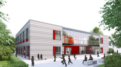 Klassenhaus Schulbau Hamburg