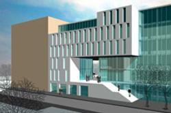 Büro- und Geschäftshaus Grindelallee