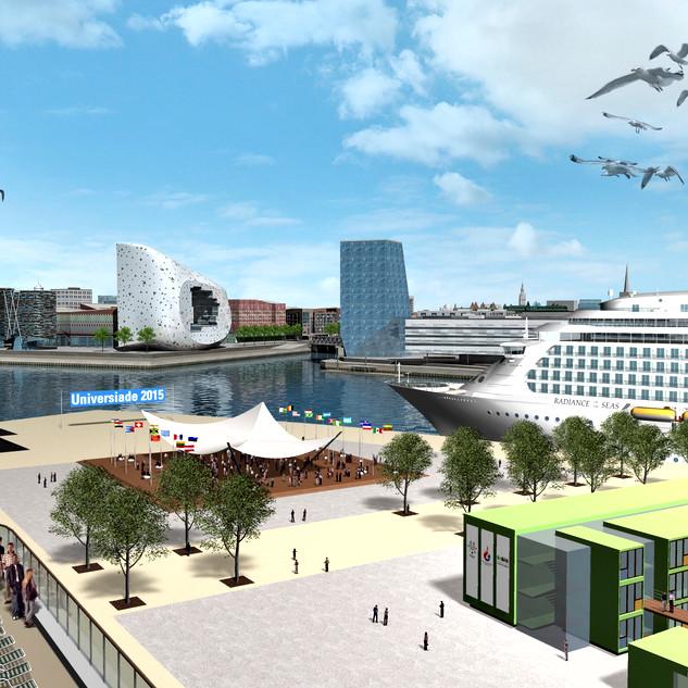 Universiade Hamburg