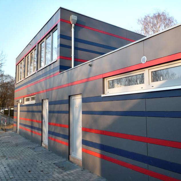 Sport / Holzbau