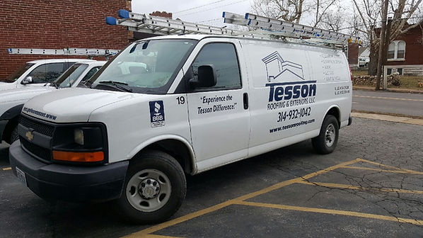 Residential Commercial Tesson Roofing St Louis Mo