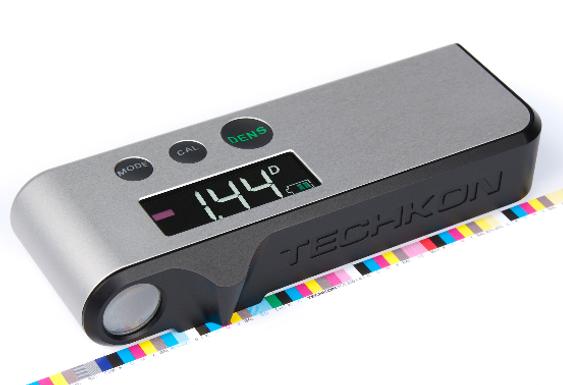 IPEX2014にて「濃度計 デンス」を参考展示