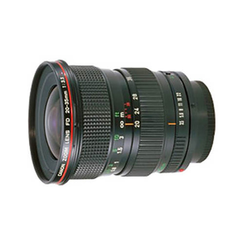 Canon fd 20-35mm f2.8