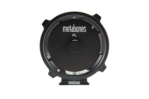 Metabones PL to Sony E mount