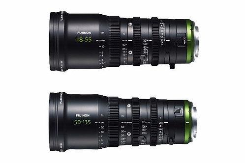 Fujinon MK 2 cine lens package/電影鏡頭套裝