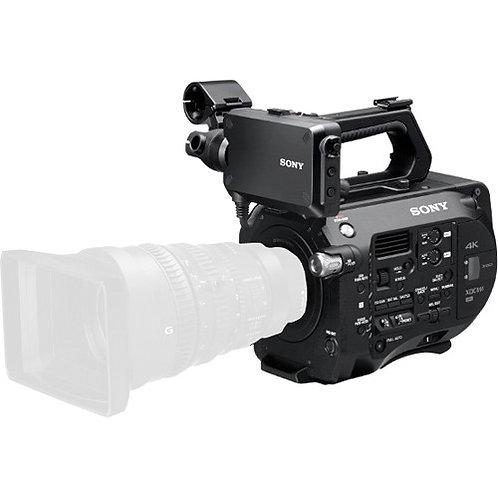 Sony PXW-FS7 4K XDCAM Super35 Camcorder body 美國進口