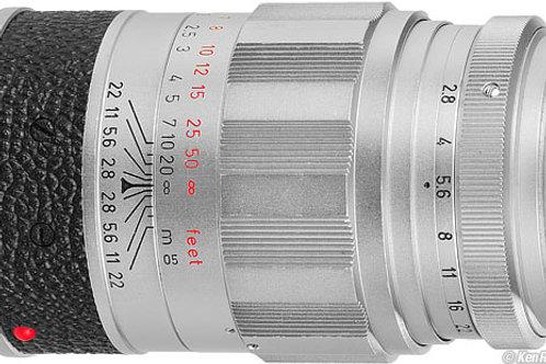 Leica 90mm f2.8 鏡頭