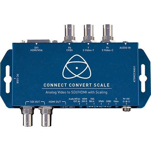 Atomos Connect Convert Scale | Analog to SDI/HDMI