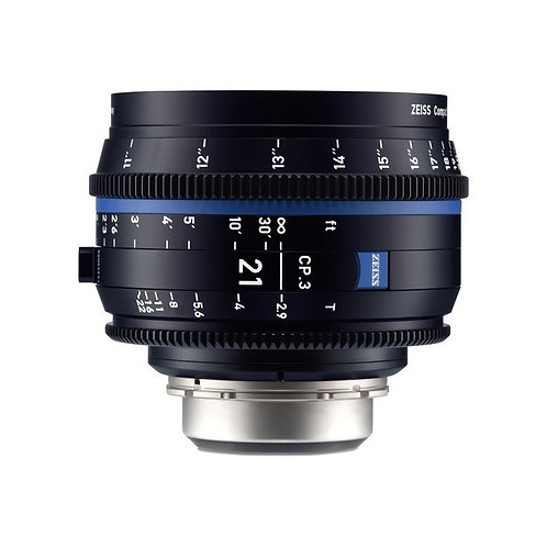 ZEISS CP.3 21mm T2.1 (Canon EF Mount) CP3