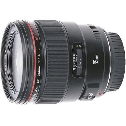 Canon 35 f1.4L /全片幅35mm f1.4L 鏡頭