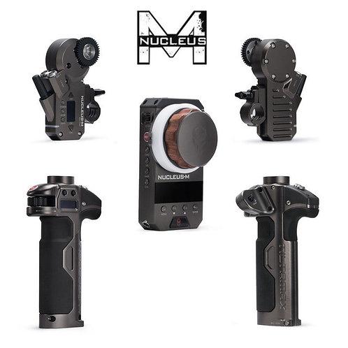 Nucleus-M: Wireless Follow Focus/鐵頭無線追焦器