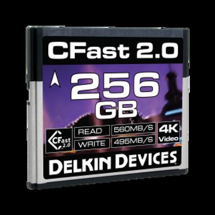 256gb Cfast2.0 card