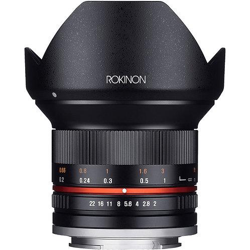 Samyang 12mm f2/12mm f2 廣角鏡頭