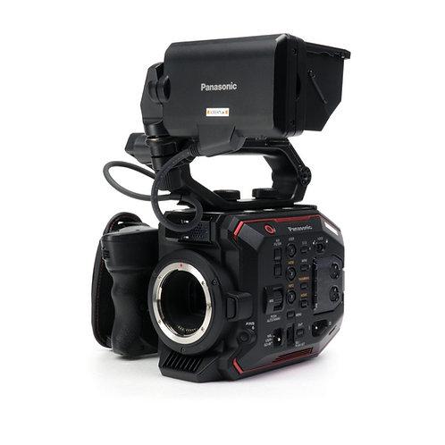 Panasonic EVA-1 5.7K RAW(with NINJA V)