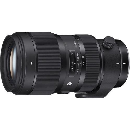 Sigma ART 50-100 f1.8 apsc/APSC片幅50-100mm f1.8鏡頭