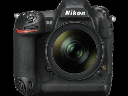 Nikon D5 / Nikon 專業單反相機