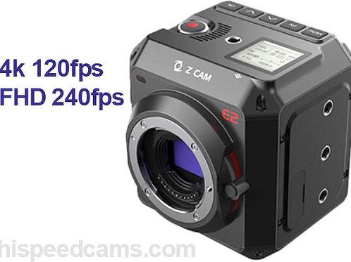 Z Cam E2 4K 120fps 2K 240fps Highspeed cam