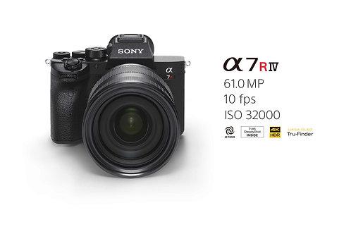 Sony a7r4 61mp 4K