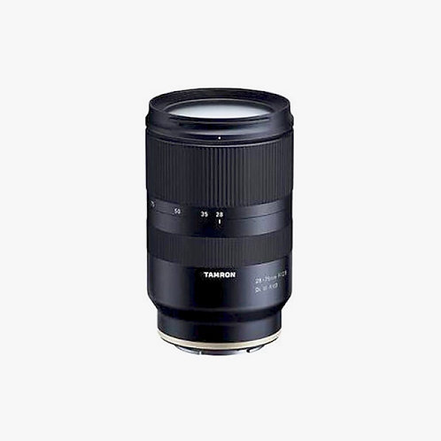 Tamron 28-75mm f2.8 for Sony e mount