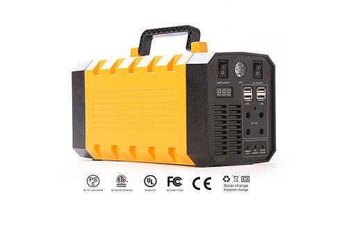 420Wh 220v battery pack/220V 移動電箱