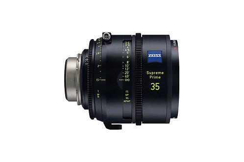 Zeiss Supreme Prime 35mm T1.5 PL