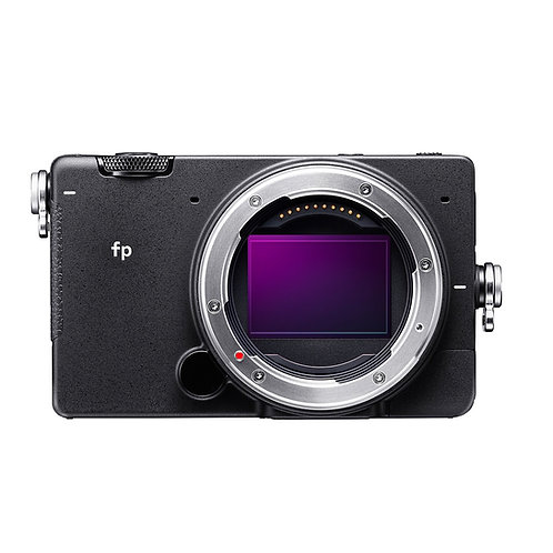Sigma FP full frame 4K RAW