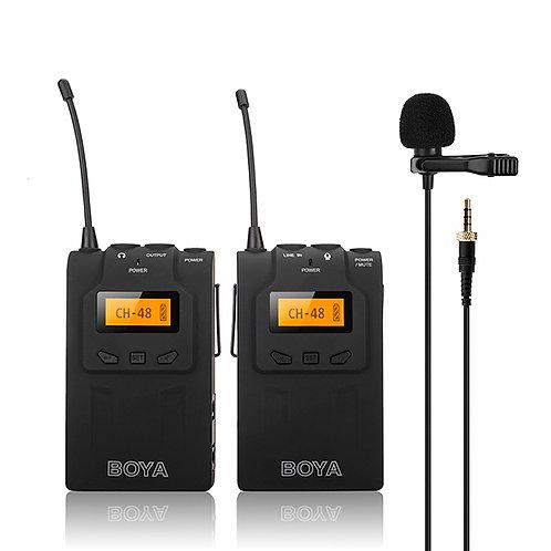 BOYA wireless mic system/ 無線收音咪