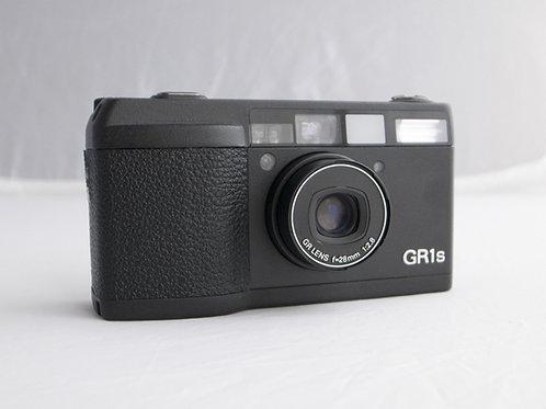 Ricoh GR1s/Ricoh經典菲林相機