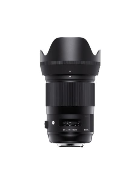Sigma 40mm f1.4 ART