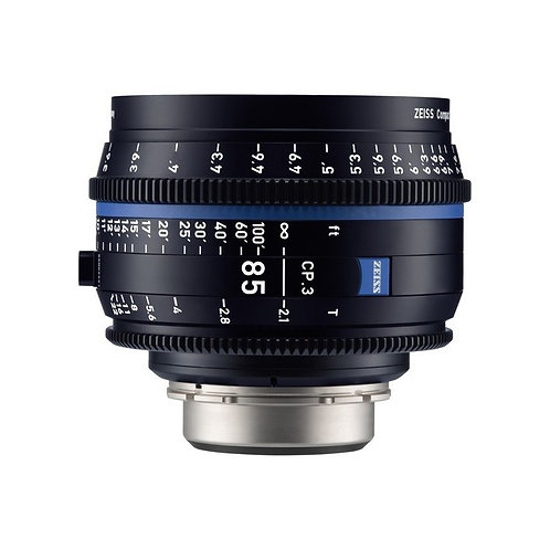 ZEISS CP.3 85mm T2.1 (Canon EF Mount)  CP3