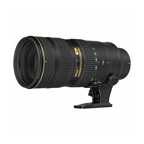 AF-S 70-200mm F2.8G VR/全片幅70-200mm F2.8