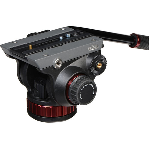 Manfrotto 502HD video head/攝影頭子