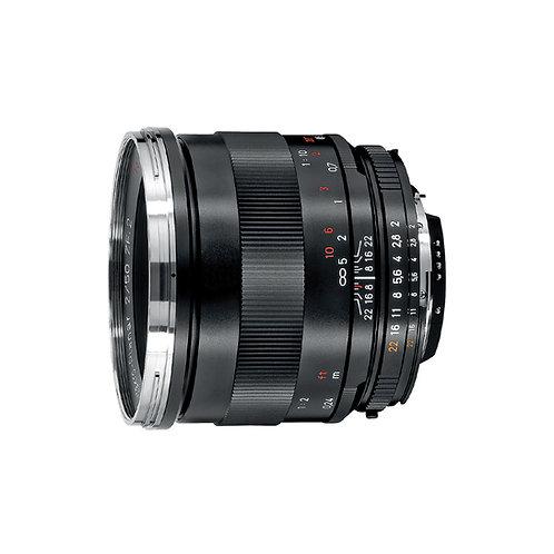 Zeiss Planar 50mm F2 ZF.2/全片幅50mm F2蔡司鏡頭