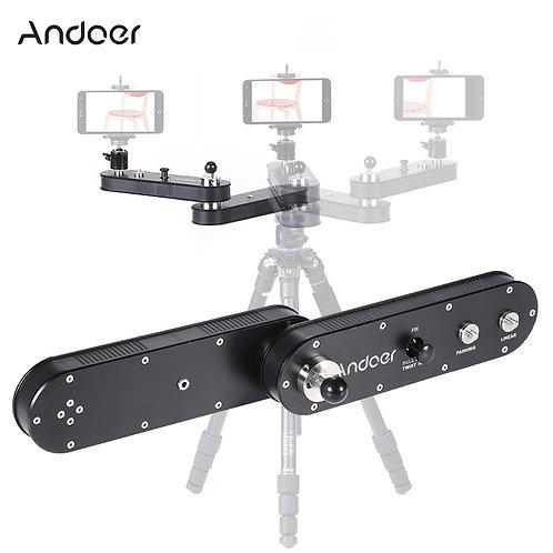 Portable 24-70cm 4x mini slider (max load 500g)
