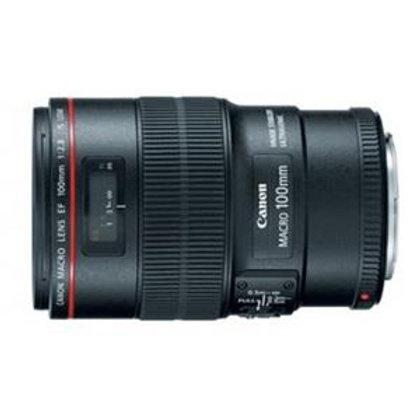 Canon 100 f2.8 L macro /全片幅100mm f2.8L 微距鏡頭