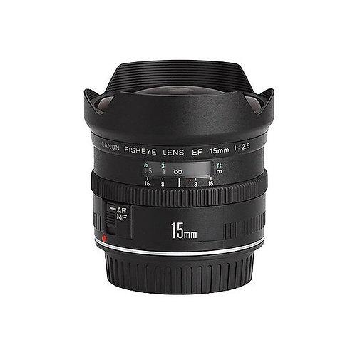 Canon 15mm f2.8 fisheye / 魚眼鏡