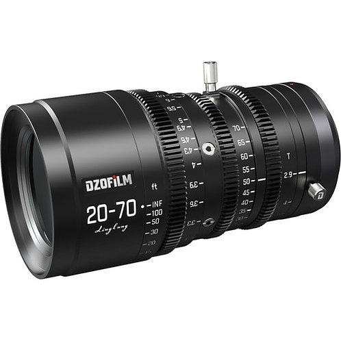 ZOFiLM DZO 20-70mm T2.9 MFT Parfocal Cine Lens/ DZO 20-70mm T2.9 M43電影鏡頭