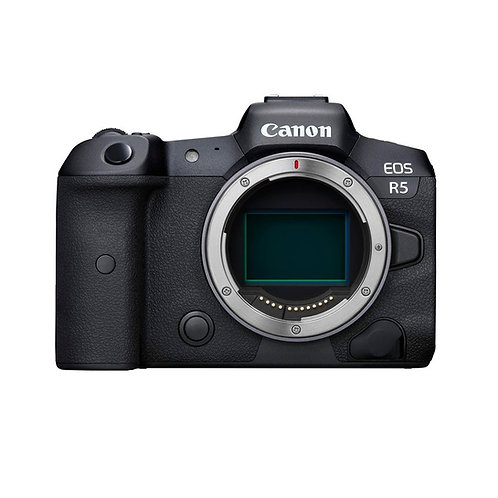 Canon R5 8K 45mp