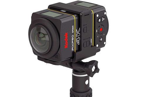 Kodak 4K 360VR camera/360VR 4K運動錄像機 Dual pack