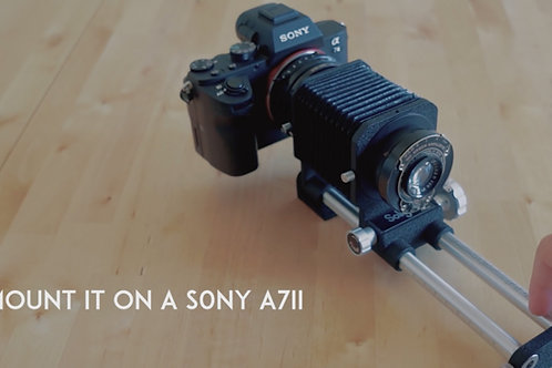Kodak Topaz Boyer Paris f 6.3 120mm