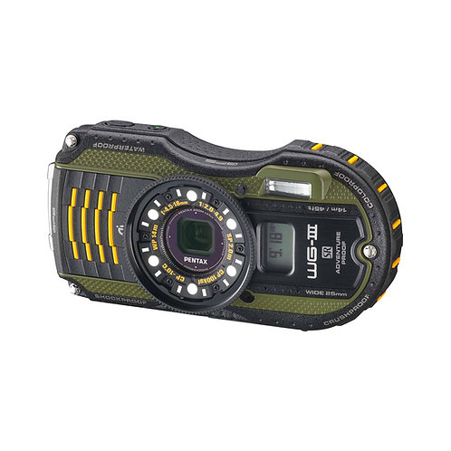 Pentax WG-3 GPS/潛水相機