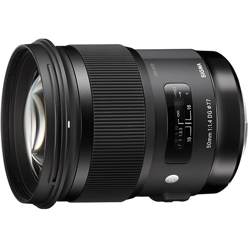 Sigma ART 50 f1.4/全片幅50mm f1.4