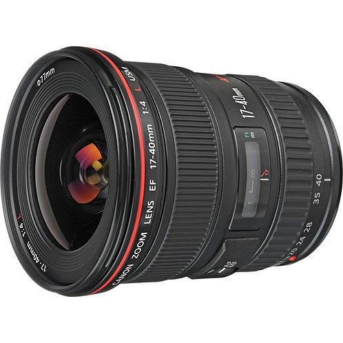 Canon 1740 f4 L/全片幅17-40mm f4 L 鏡頭