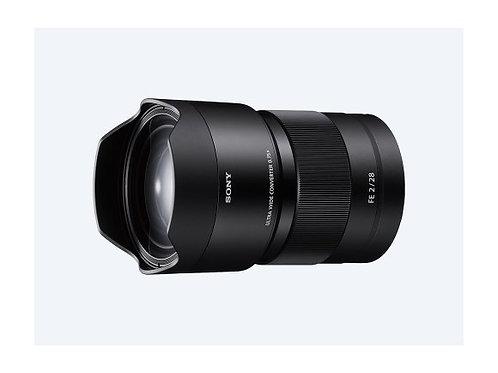SEL075 21mm f2.8 超廣角鏡