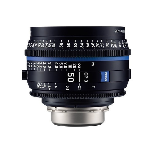 ZEISS CP.3 50mm T2.1 (Canon EF Mount)  CP3
