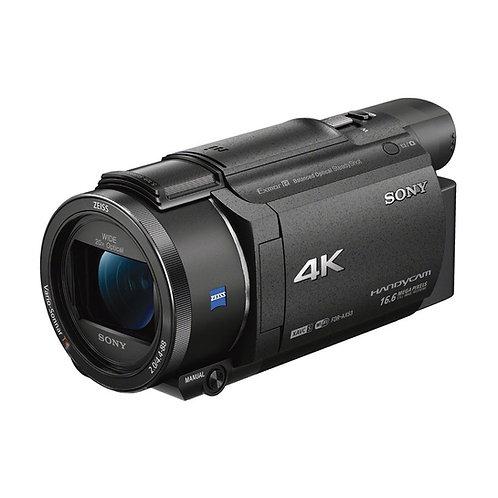 Sony AX53 4K 20x zoom   / 4K 錄像機20倍zoom